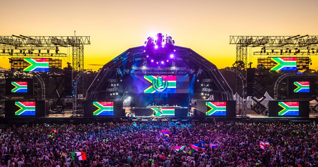 UMF South Africa 2016