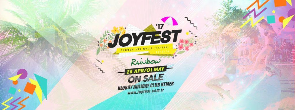 JOYFEST 2017 - Rainbow