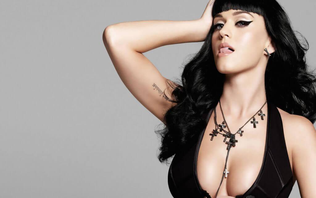 Katy Perry, Bana Aşık Olmak Zor İş.