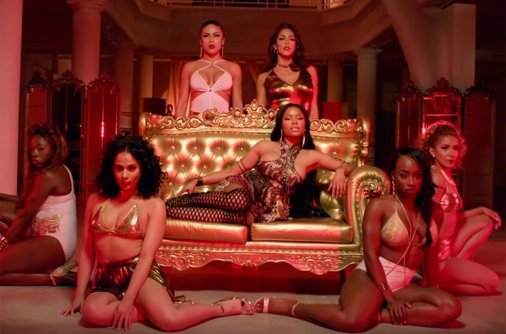 David Guetta ft. Nicki Minaj & Lil Wayne - Light My Body Up