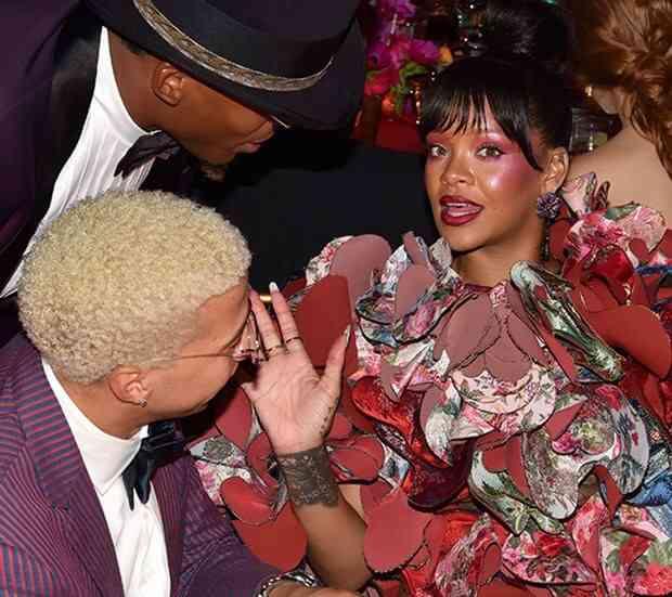 Rihanna'nın yeni sevgilisi Miles Chamley-Watson mı?