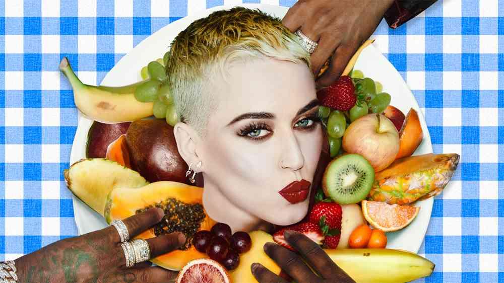 Katy Perry'nin yeni videosu Bon Appetit 24 saatte 14 milyon kez izlendi.