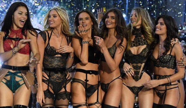Yeni Victoria's Secret modelleri belli oldu.