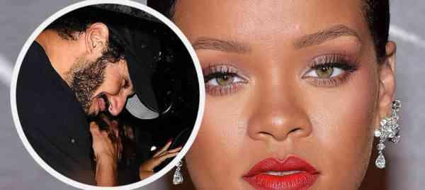 Rihanna, Milyarder Sevgilisi ile Londra'da Buluştu !