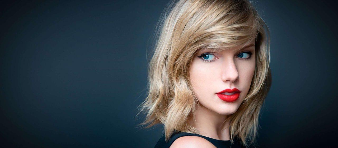 Taylor Swift reklam yapmış !