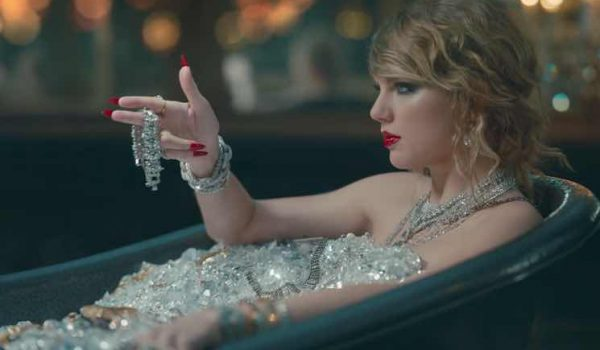 Taylor Swift'in Klibi Rekor Kırdı !