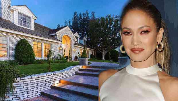 Jennifer Lopez New York'taki evini satışa çıkardı.