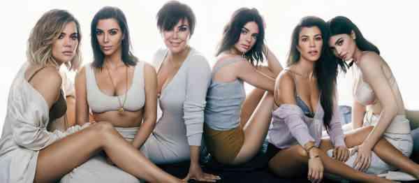 Kardashian ailesine 150 milyon dolarlık sözleşme.