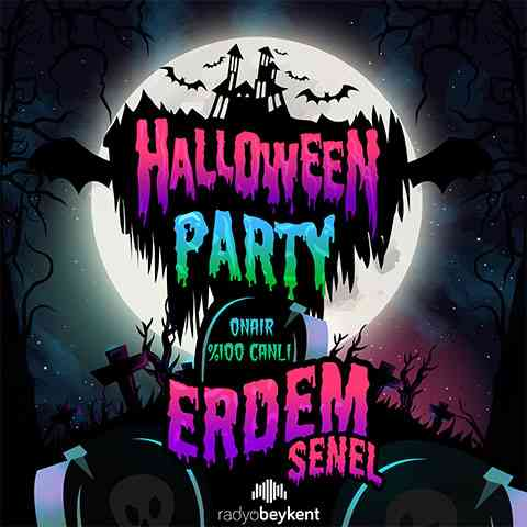 Erdem Şenel Halloween Party (Podcast)