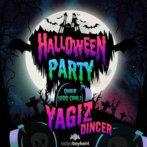 Yağız Dinçer Halloween Party (Podcast)