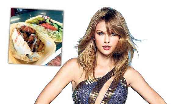 Taylor Swift'in Adına kebap çıkardılar !