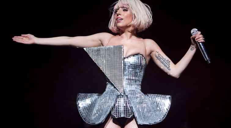 Lady Gaga ve değişimi.