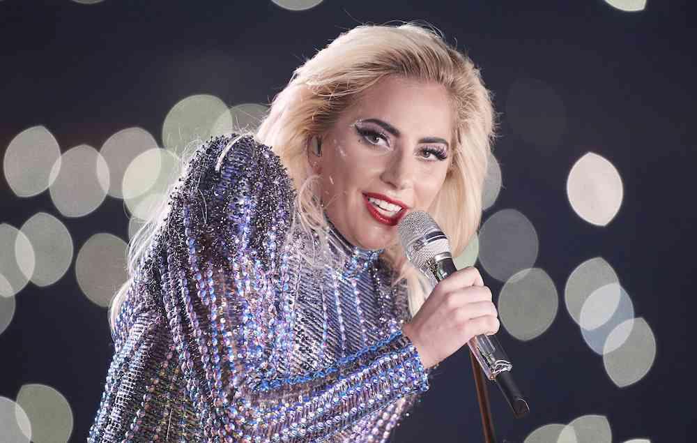 Lady Gaga konserlerine hazırlanıyor.