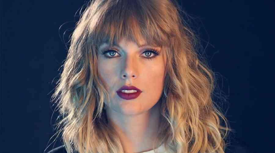 Taylor Swift yok artık dedirtti.