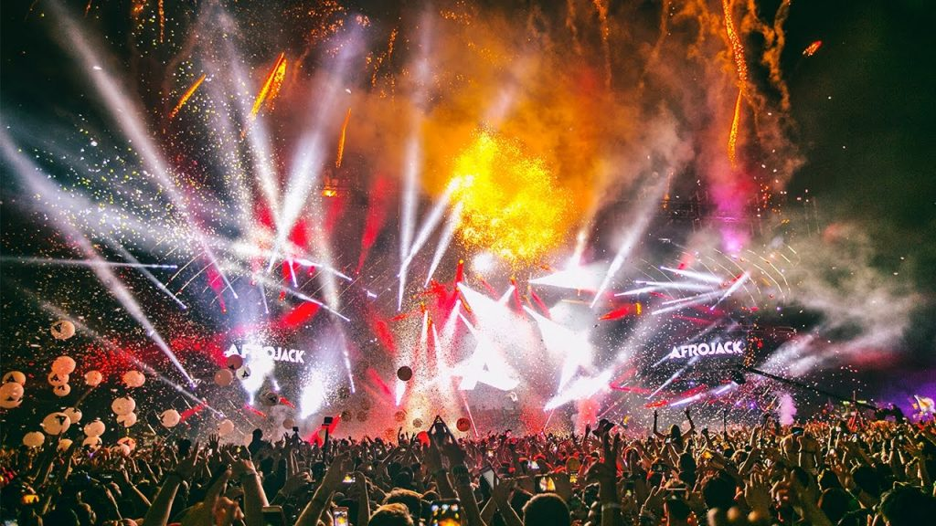 Afrojack - Live @ Ultra Music Festival Miami 2018