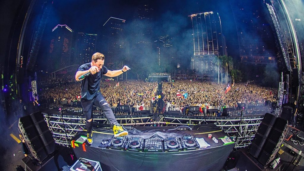 Hardwell Live At Ultra Music Festival Miami 2018