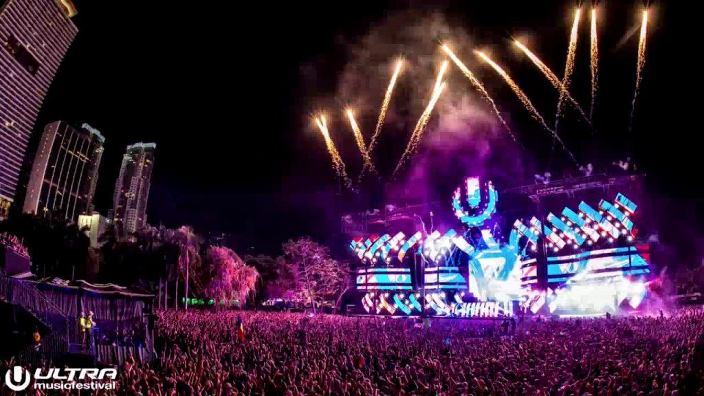 Axwell Λ Ingrosso Ultra Music Festival Miami 2018