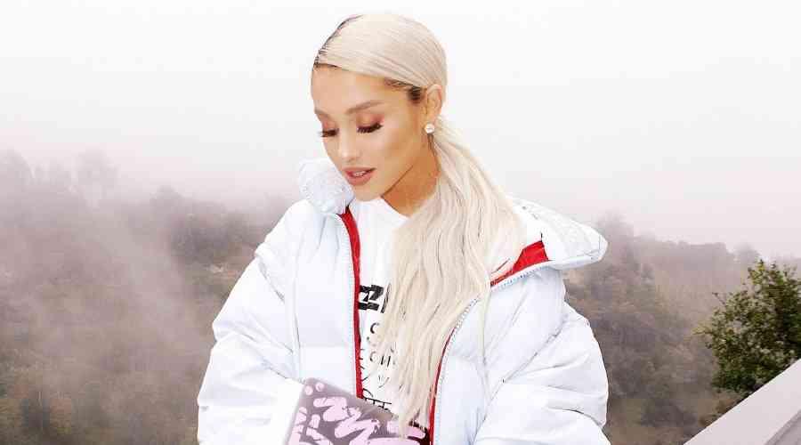 Ariana Grande'den samimi açıklama.