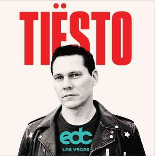 Tiësto - Live at Electric Daisy Carnival 2018