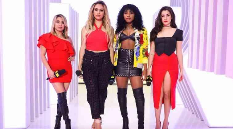 Fifth Harmony grubunun veda klibi.