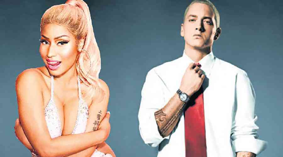 Nicki Minaj ve Eminem