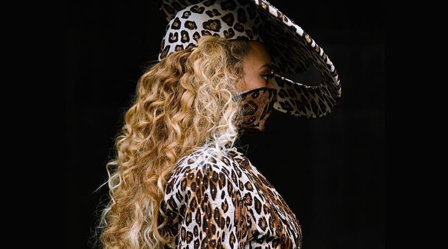 Beyonce instagramı yıktı geçti.
