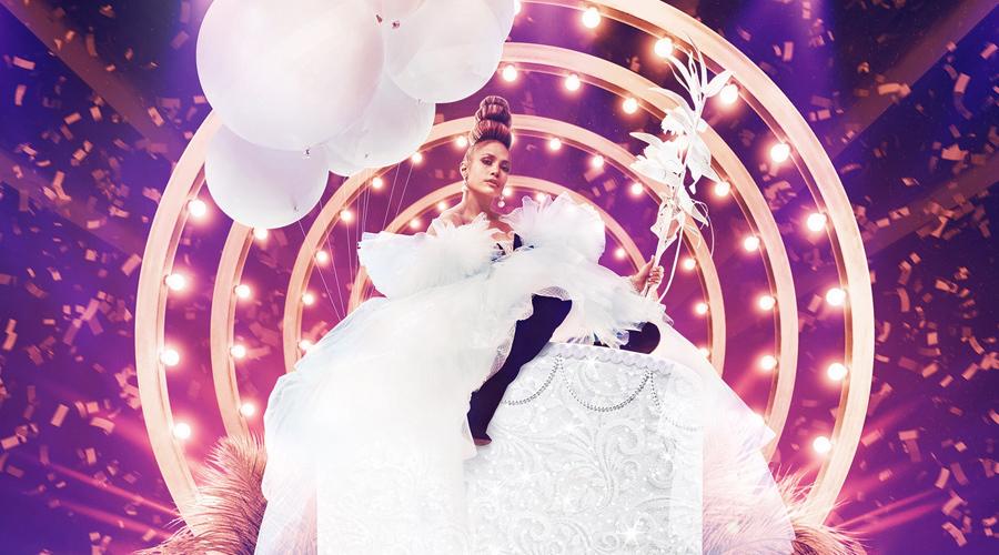 Jennifer Lopez 'den muhteşem şov