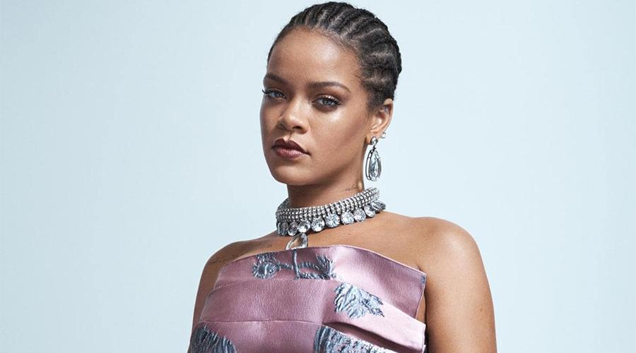 Rihanna en zengin kadın şarkıcı seçildi