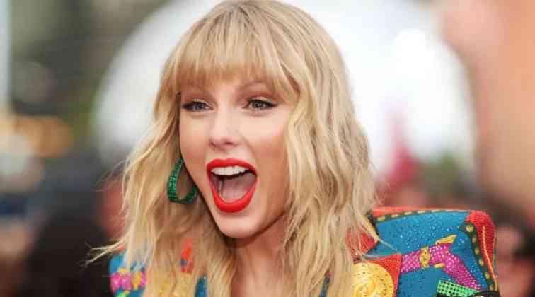 Taylor Swift'in ilham kaynağı aşkı.