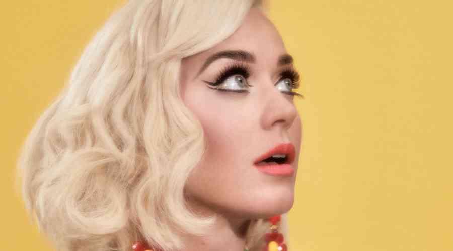 Katy Perry'den kariyer itirafı.