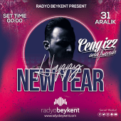 Radyo Beykent 2021 NYE MiX - Dj Cengizz